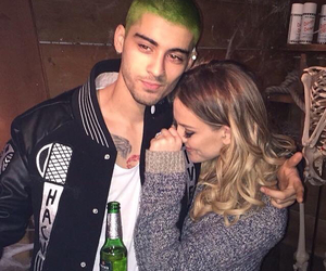 zayn malik and perrie edwards image