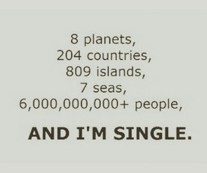single, people, and quote image