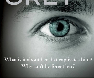 fifty shades of grey, book, and christian grey image