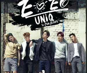 eoeo, uniq, and kpop image