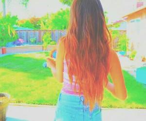tumblr, girl, and summer image