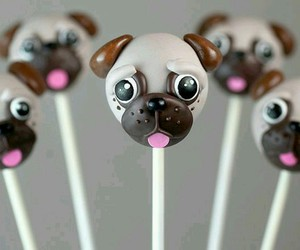 animals, cake pops, and delicious image