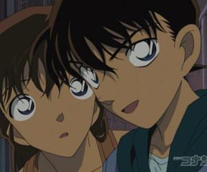 anime, detective conan, and shinran image