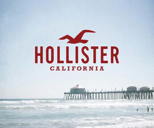 hollister, california, and beach image