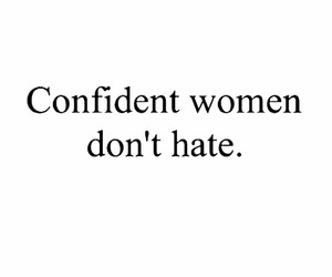 quotes, woman, and confident image