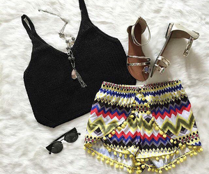 cool, outfit, and shoes image