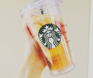 color, FRUiTS, and starbucks image