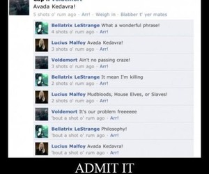 bellatrix, facebook, and sing image