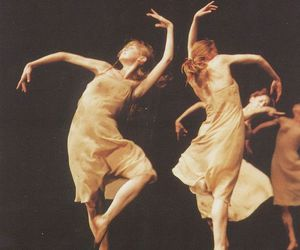 contemporary dance, dance, and pina baush image