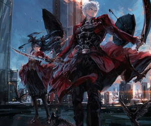 anime and fate stay night image