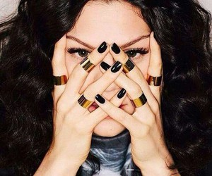 jessie j and rings image
