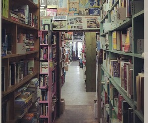 books, bookstore, and london image