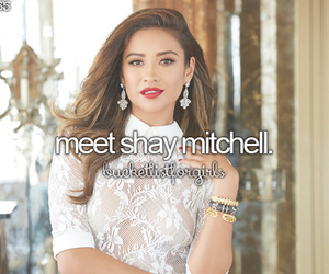 shay mitchell, serie, and tv image