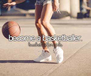 Basketball, beforeidie, and girl image