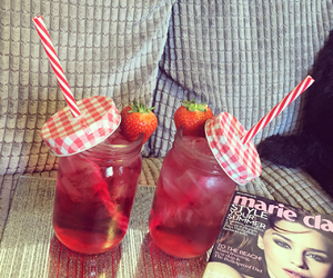 Cocktails, marieclaire, and homemade image
