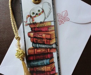 harry potter, books, and owl image
