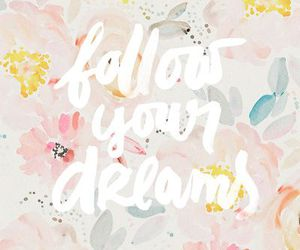 dreams and follow image
