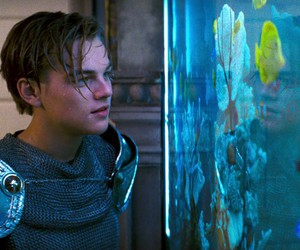 leonardo dicaprio, romeo, and actor image