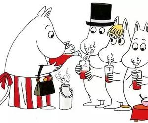 moomin, moomintroll, and moomin mamma image
