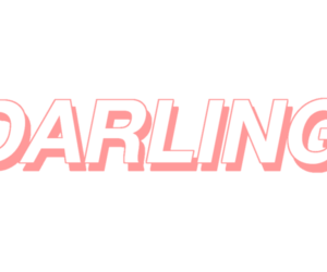 darling and pink image