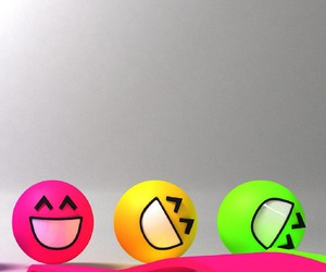colors, emoticons, and smile image