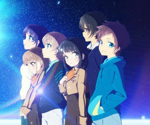 nagi no asukara and anime image