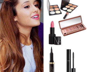 beauty, arianagrande, and makeup image