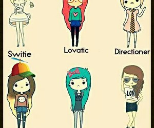 lovatic, directioner, and selenator image