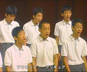 boys, funny, and japanese image