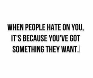 quotes, hate, and people image