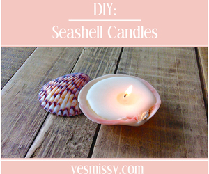 candles, diy, and decor image