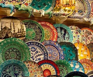 istanbul, turkey, and art image