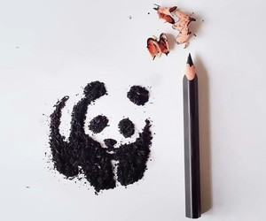 art, creative, and illustrations image