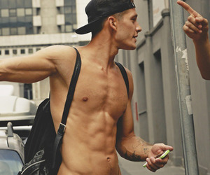 abs, fashion, and girls image