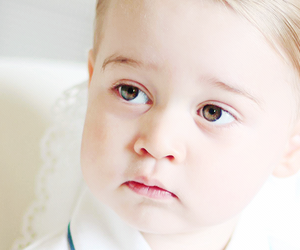 prince george, baby, and kate middleton image