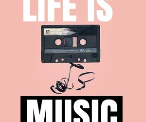 music, life, and cool image