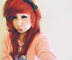 girl, octokathyy, and cute image
