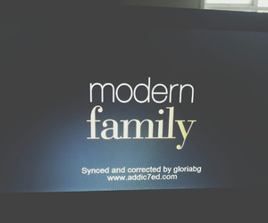 tv show, weheartit, and modern family image