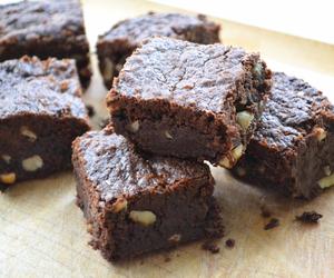 brownies and chocolate image