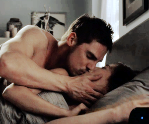 beauty and the beast, kristin kreuk, and lovers image