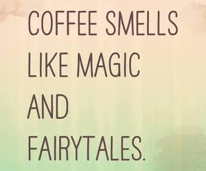 coffee and magic image