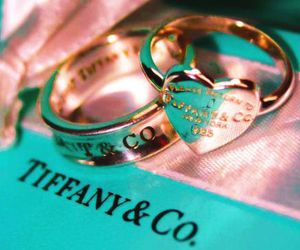 tiffany, ring, and rings image