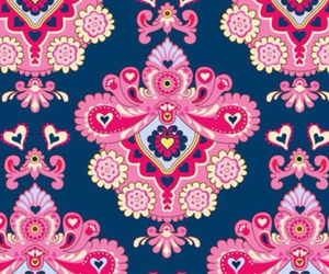 pattern, pink, and tumblr image