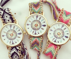 watch, fashion, and girly image