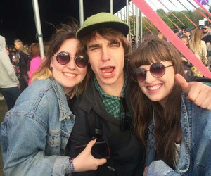 fans, festival, and nico mirallegro image