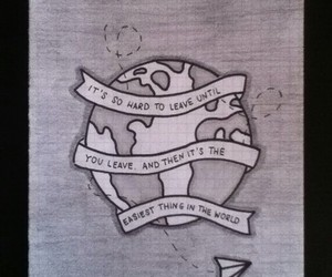 quote, john green, and paper towns image