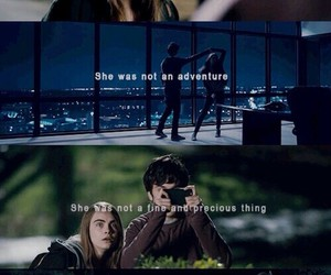 paper towns, john green, and MARGO image