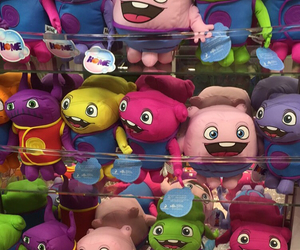 adorable, aliens, and claw machine image