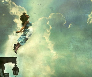 alice and clouds image