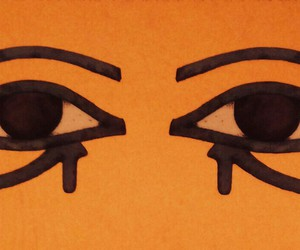 egyptian eye and horus eye image